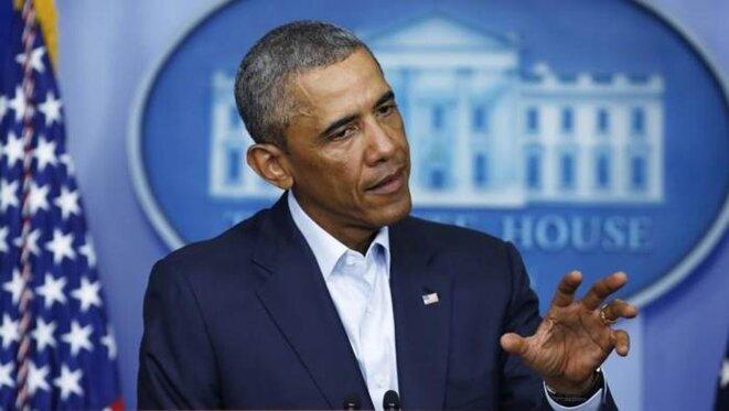 Barack Obama. A la recherche d'alliés pour intervenir en Irak et en Syrie. © Reuters