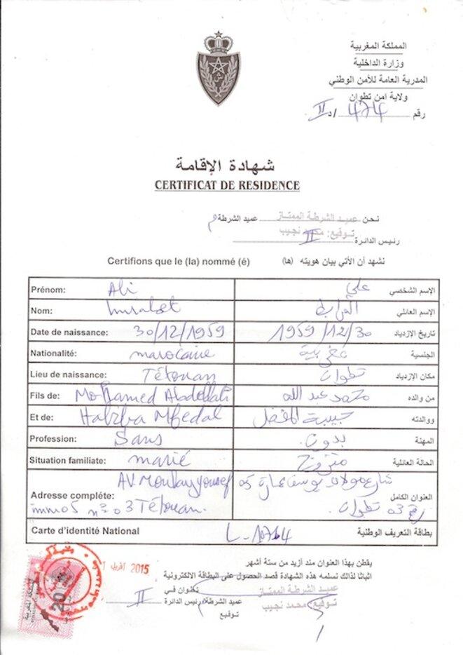 Ali Lmrabet Chez Ubu Roi Du Maroc Le Club De Mediapart