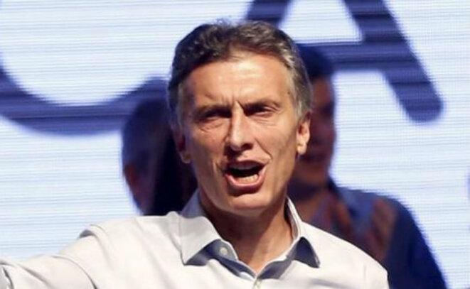 Mauricio Macri. © Reuters