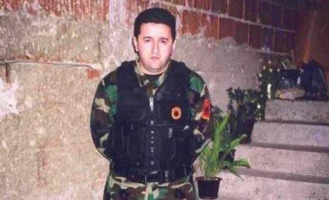Naim Miftari à la fin des années 1990. © (dr)