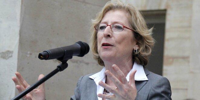 Geneviève Fioraso. © (dr)