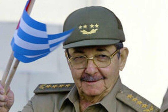Raul Castro. © (dr)