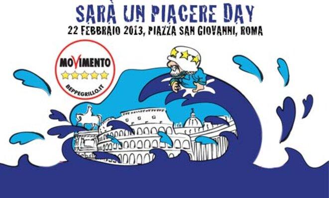 Appel au meeting de Rome, le 22 février.