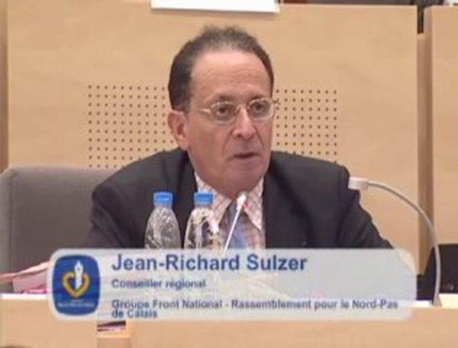 Jean-Richard Sulzer.