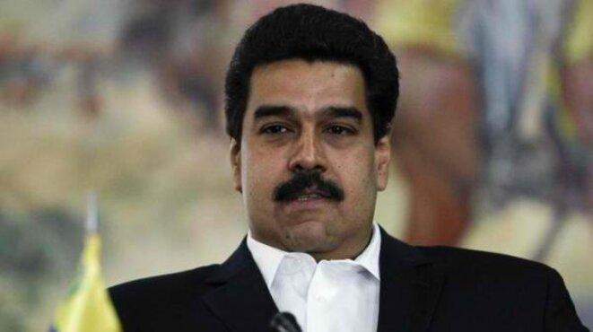 Nicolas Maduro. © (Reuters)