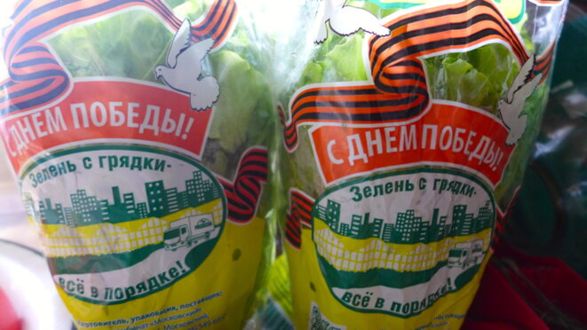 Salades © CB
