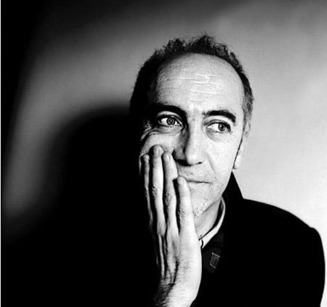 Jean-Michel Espitallier (photographe : Olivier Roller)