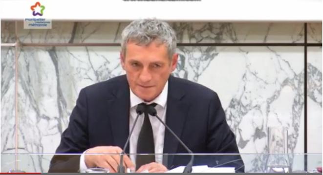 Philippe SAUREL - Président de @montpellier3m