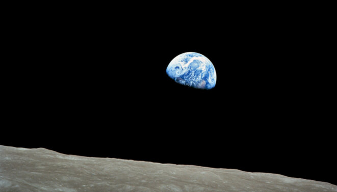 Image d'astronaute © Web