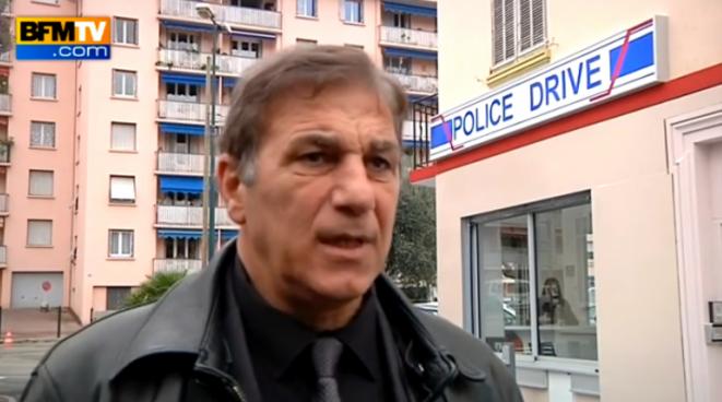 Alain Cherqui, directeur de la police municipale, sur BFM-TV le 20 février.