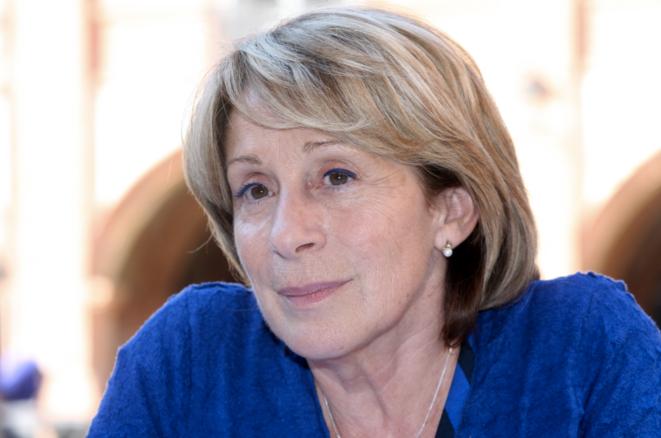 Brigitte Barèges. © La Dépêche du Midi