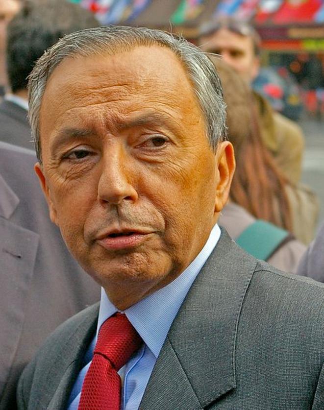 B. Mégret en 2007.