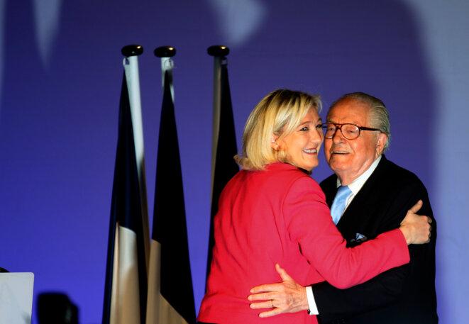 Lors d'un meeting à Marseille, le 20 mai.