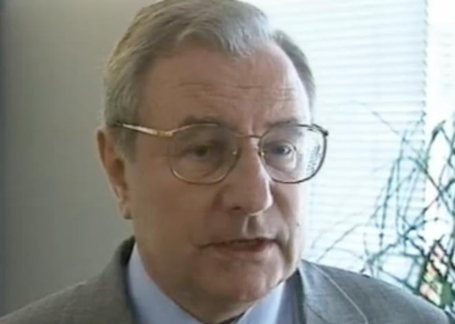 Jean-Marie Le Chevallier.