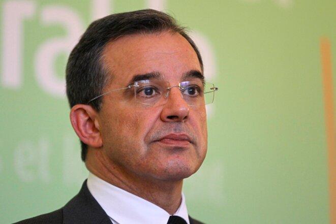 Thierry Mariani, cofondateur de la Droite Populaire. © Reuters