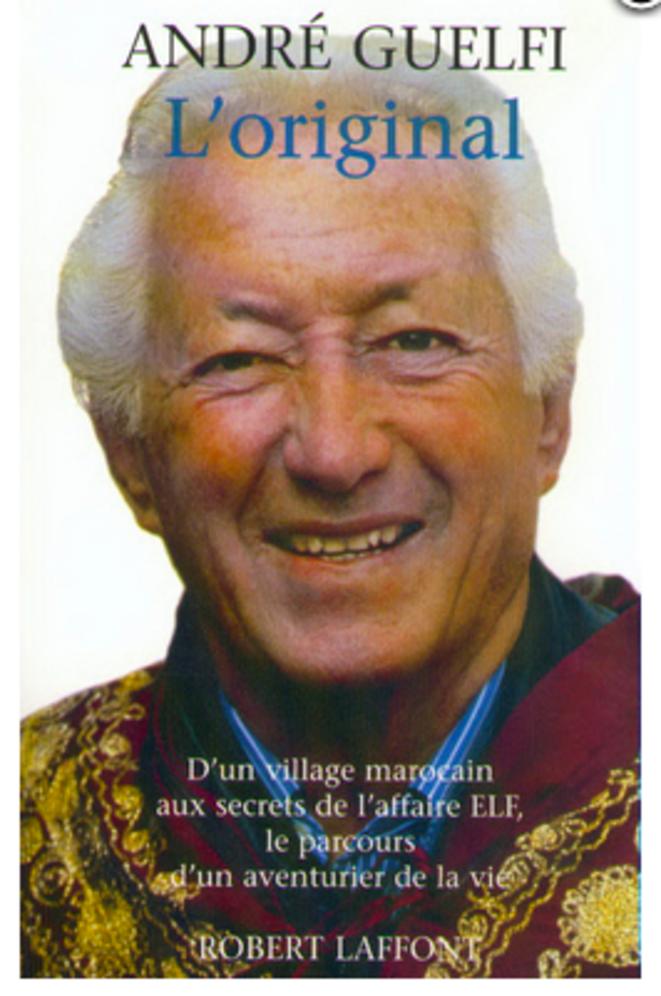 Couverture du livre de Guelfi