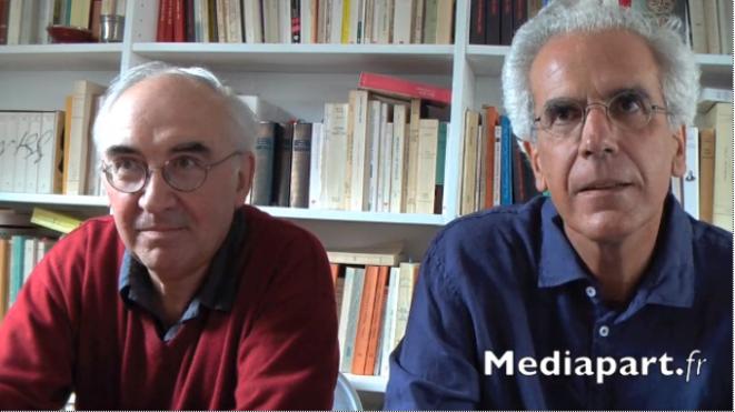 Laval et Dardot - Entretien vidéo dans l'article