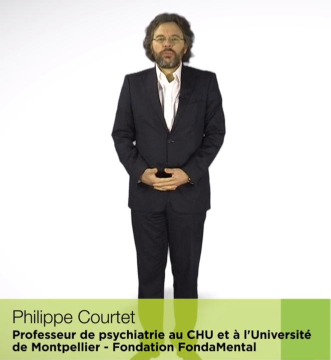 Professeur Courtet