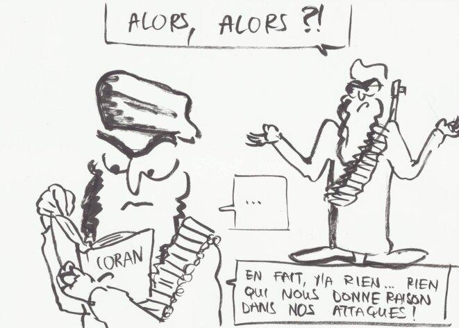© Yohan Lacroix, ancien du journal Kaboom, lycée Blaise Pascal, Brie-Comte-Robert (77)