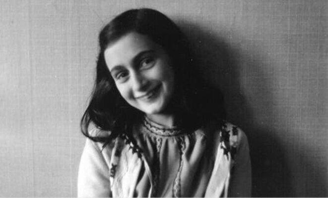 Anne Frank, née le 12 juin 1929