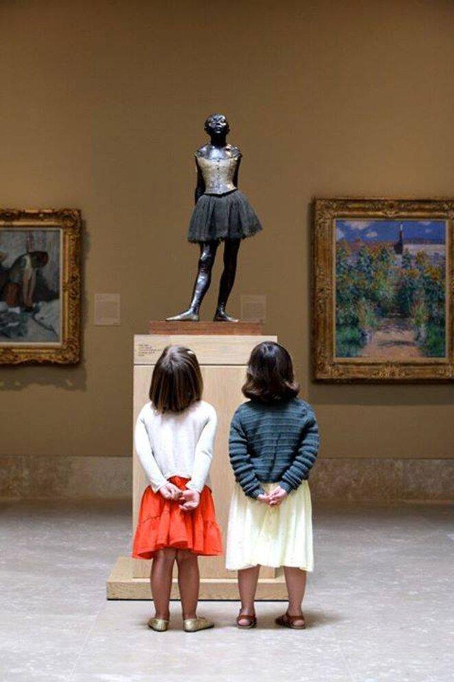 © d'après Edgard Degas (Arteideorg)