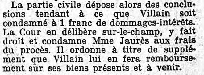 """""""Le Petit Journal"""", 30 mars 1919"""