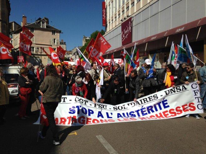 Limoges, 15 mai 2014.