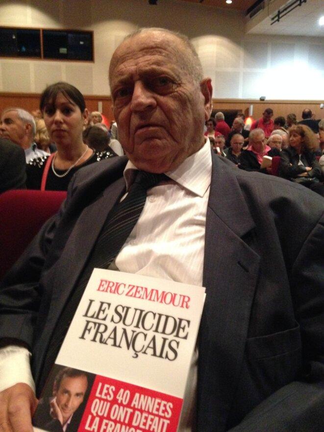 André Troise, palais des congrès, Béziers, 16 octobre 2014