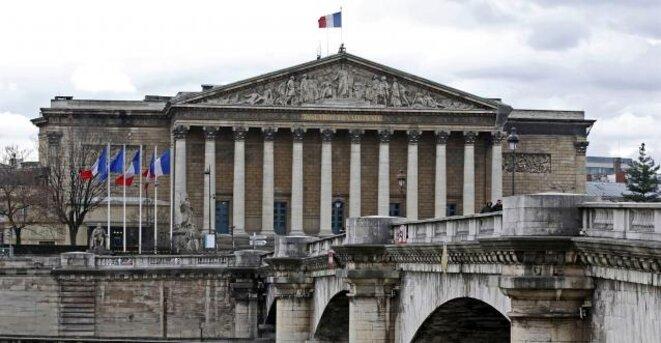 L'Assemblée nationale. © Reuters