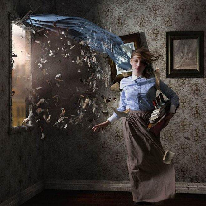 Perpetual Motion © Jamie Baldrige