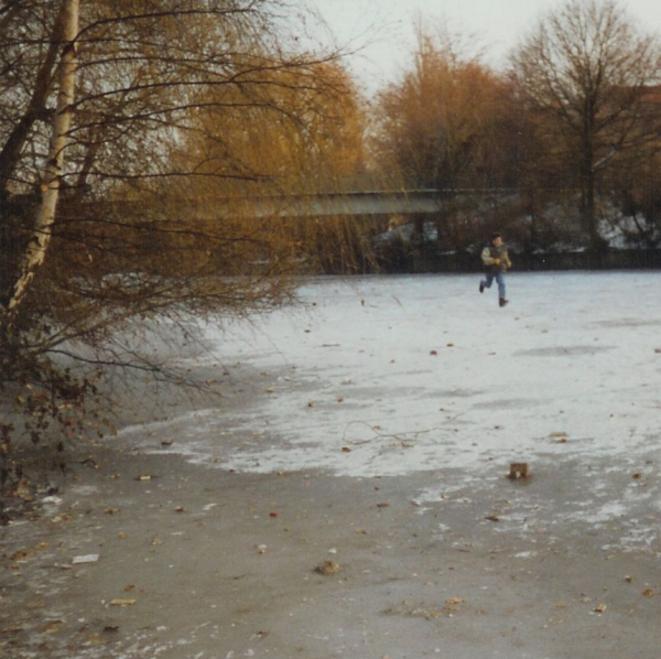 Hamburg - Osterbekkanal 1996 © Etoile66