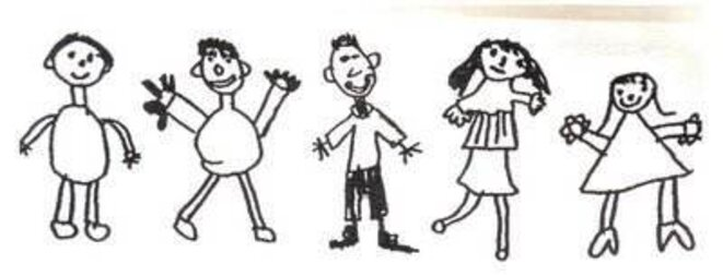Dessins enfants TV moins de 60 minutes par jour © Peter Winterstein : Macht Fernseh dumm?