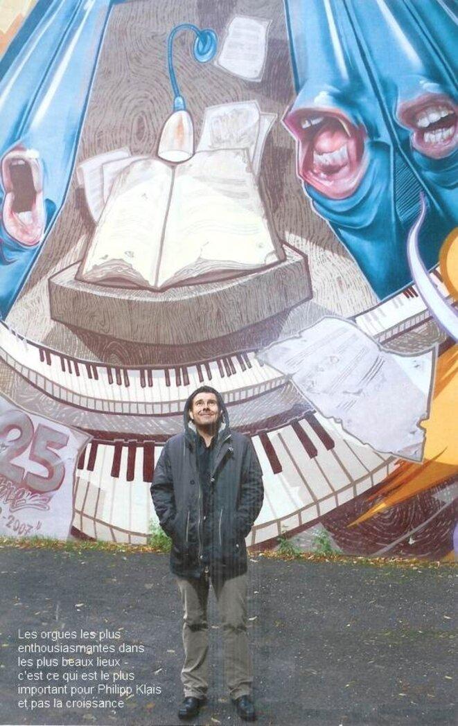 Philipp Klais - Facteur d'orgues © IMPULSE