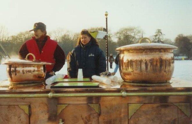 Alster gelée 1996 - Stand vin chaud © Etoile66