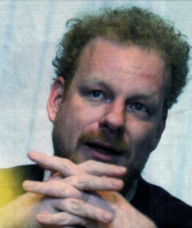 Tomáš Sedláček, 34 ans, économiste © Süddeutsche Zeitung