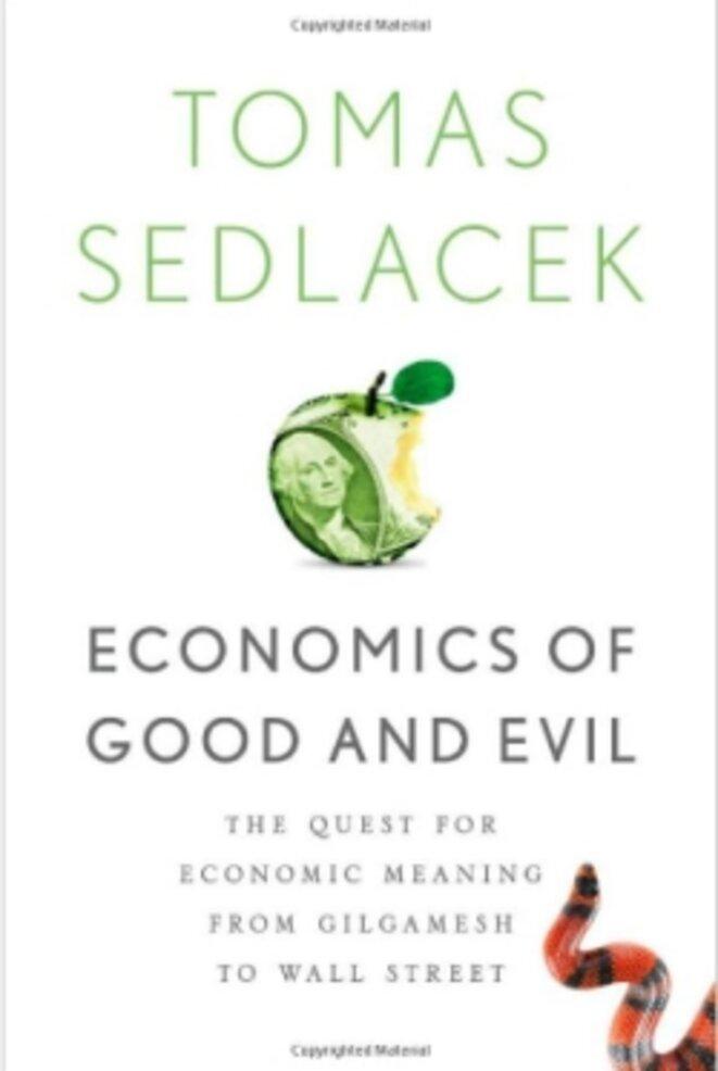 Economics of Good and Evil © Tomáš Sedláček