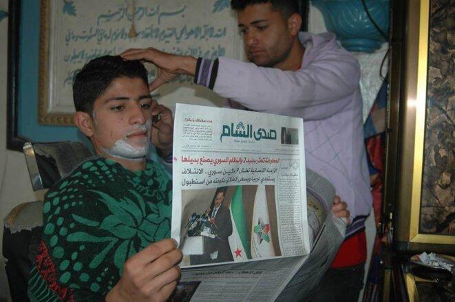 Lecteur de Sada al-Sham