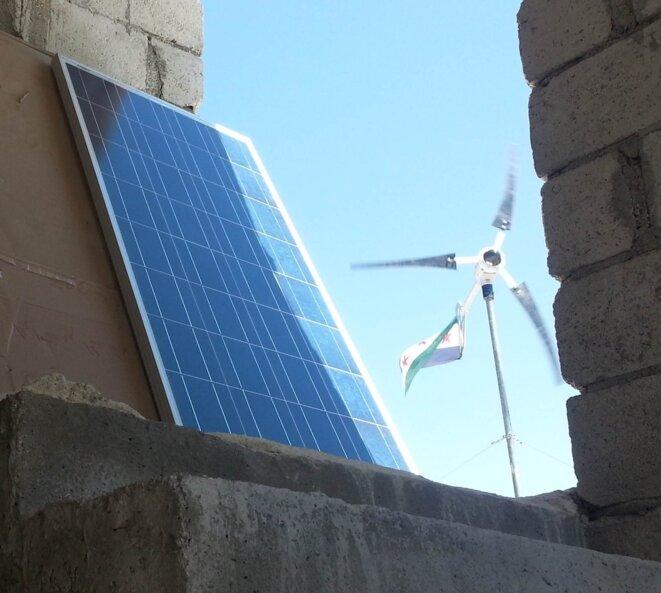 Sources d'énergie alternatives utilisées par SMART