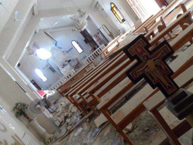 Eglise arménienne catholique