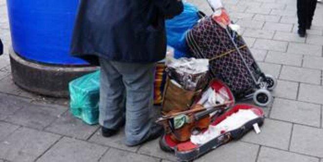 L'austérité crée aussi de la misère en Allemagne.