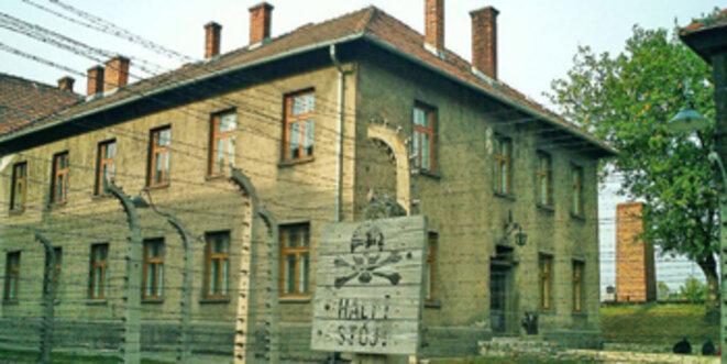 Auschwitz. L'histoire ne se termine jamais.