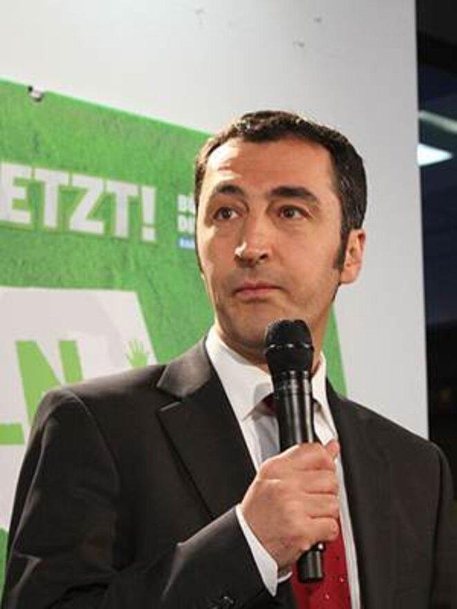Cem Özdemir. © Grüne Baden-Württemberg / Wiki Commons