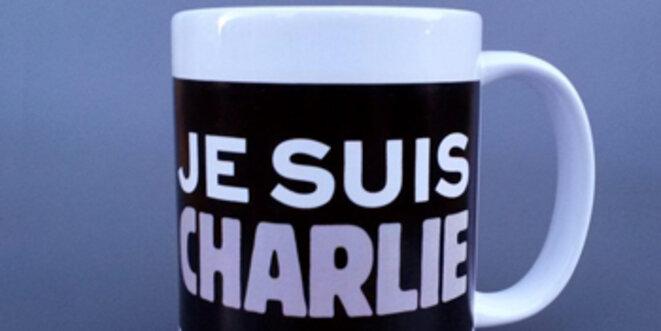 """Un """"merchandising"""" autour de Charlie ? Dégeulasse. © privé"""