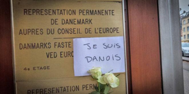 """""""Je suis Danois"""" - expression de l'impuissance."""