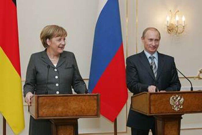 Voilà deux menaces pour l'Europe et le monde.