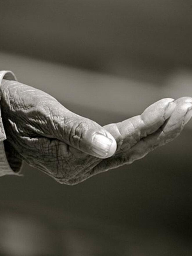 La pauvreté quotidienne © Alex Proimos / Wiki Commons