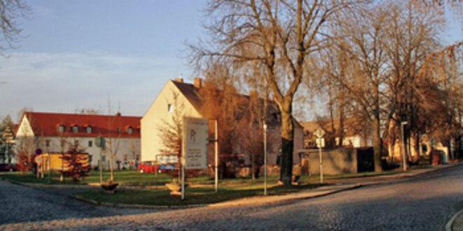 L'apparence paisible de Tröglitz est trompeuse...