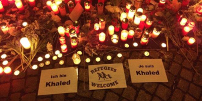 Khaled Idris Bahray a été assassiné à Dresde.