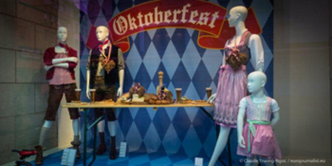 Pour l'Oktoberfest, la CSU a fermé les frontières.