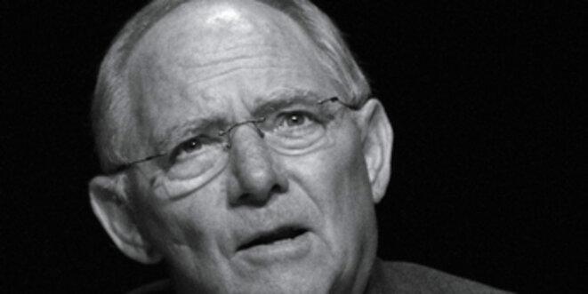 Wolfgang Schäuble - la retraite l'appele...